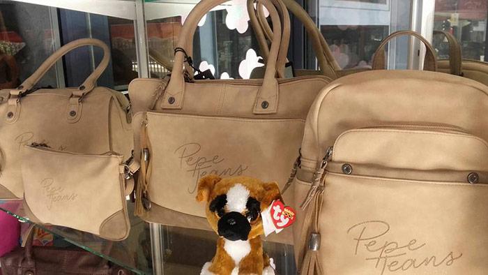 Bolsos y mochilas Lois marrón